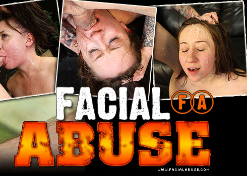Facial Abuse Destroys Bianca Sage